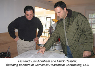 Eric Abrams and Chick Raspler
